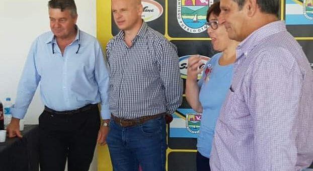 PRESENTACIÓN PROVINCIAL DE NUESTRA FIESTA NACIONAL EN CONCEPCIÓN DEL URUGUAY